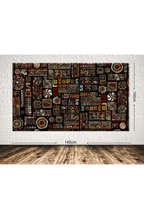 Tablo Center Dev Boyut Dekoratif Kanvas Tablo 100x140cm 446281234-100140