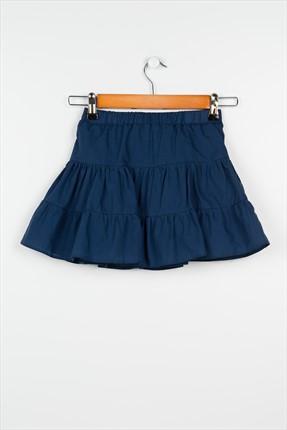 Pitti Kız Çocuk Lacivert Etek 92003