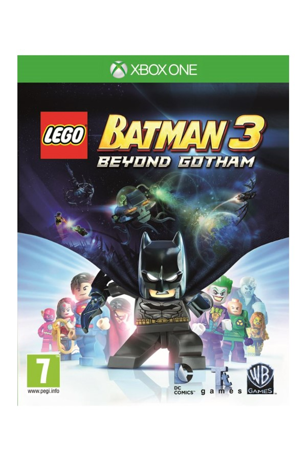 Warner Bros XBOX One Lego Batman 3 Beyond Gotham 1