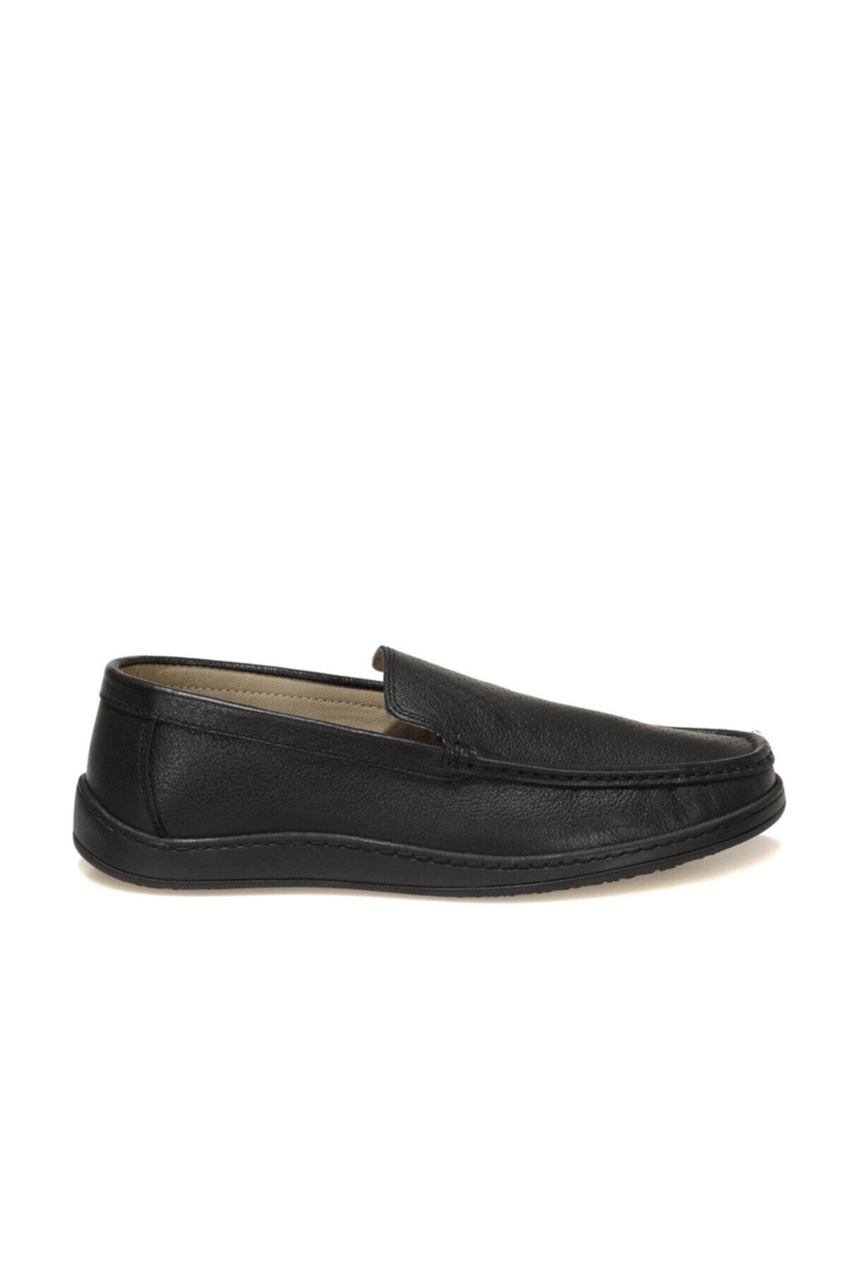 OXIDE CNR91 1FX Siyah Erkek Loafer Ayakkabı 101015709 2