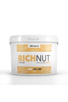 Nutrich Nutrition Richnut Creamy Doğal Fıstık Ezmesi 1500 Gr
