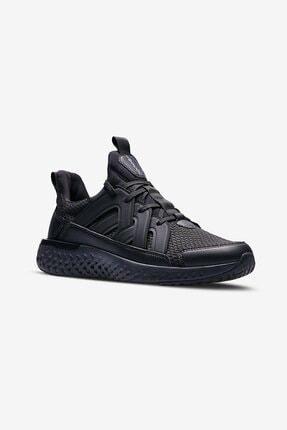 Lescon Hellium Spike Siyah Unisex Koşu Ayakkabı