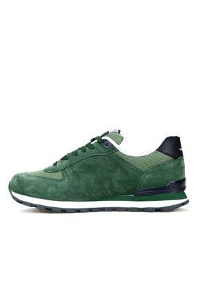 Hammer Jack Peru Hakiki Yeşil-laci Deri Kadın Ayakkabı 102 19250-g
