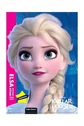 Doğan Egmont Yayıncılık Disney Karlar Ülkesi 2 - Elsa Boyama Kitabı