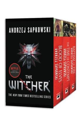 Orbit The Witcher Boxed Set 8li Set