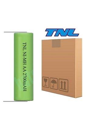 TNL 2700mah 1.2v Puntalı Aa Başlıksız Nimh Şarj Edilebilir Pil