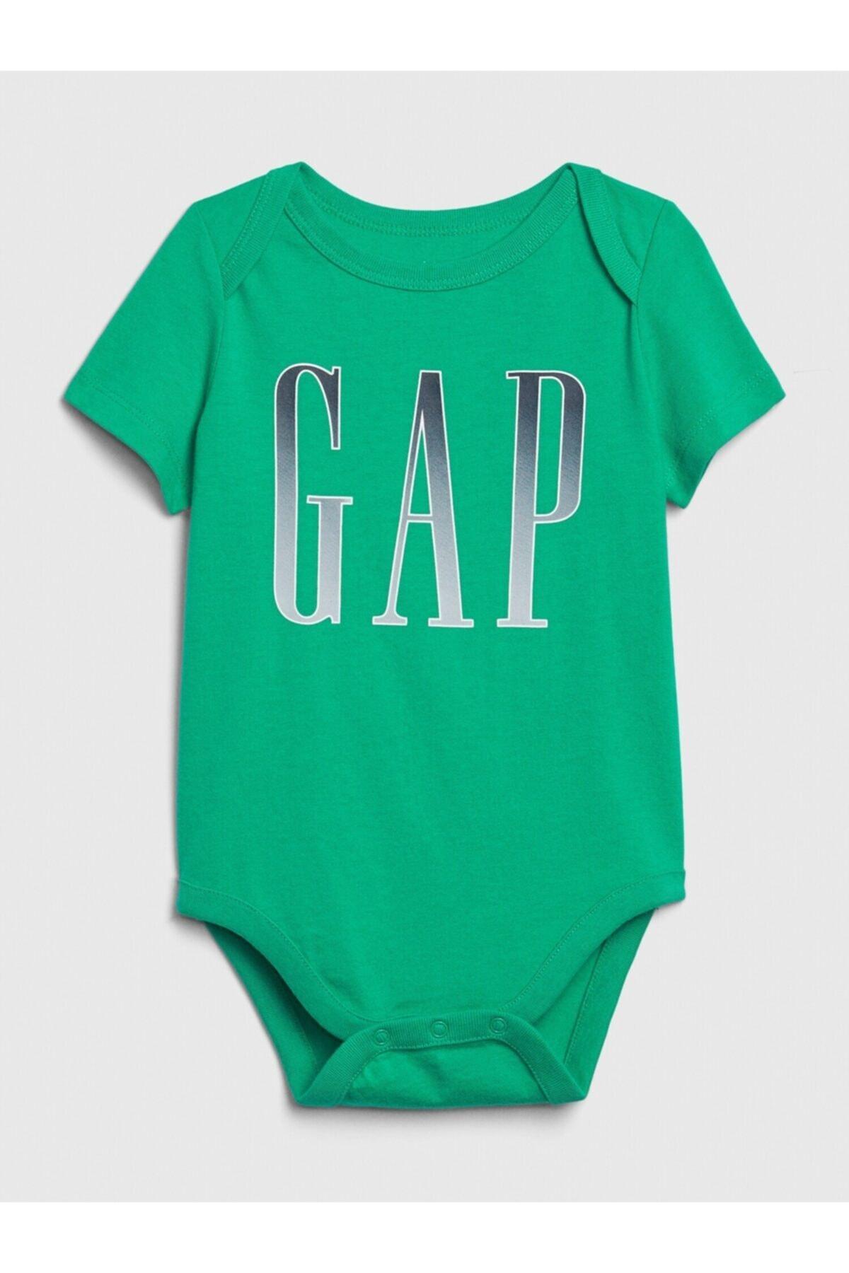GAP Logo Kısa Kollu Body 1