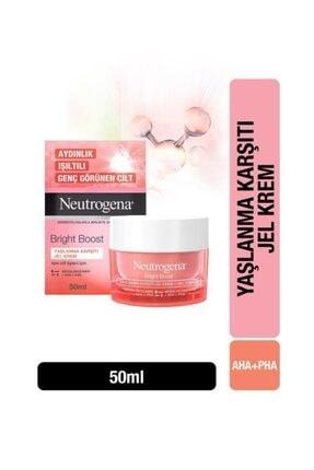 Neutrogena Bright Boost Yaşlanma Karşıtı Jel Krem 50 ml