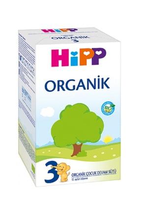 Hipp 3 Organik Devam Sütü 800 gr