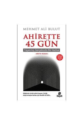 Hayat Yayınları Ahirette 45 Gün - Yaşanmış Gerçeküstü Bir Hadise Mehmet Ali Bulut