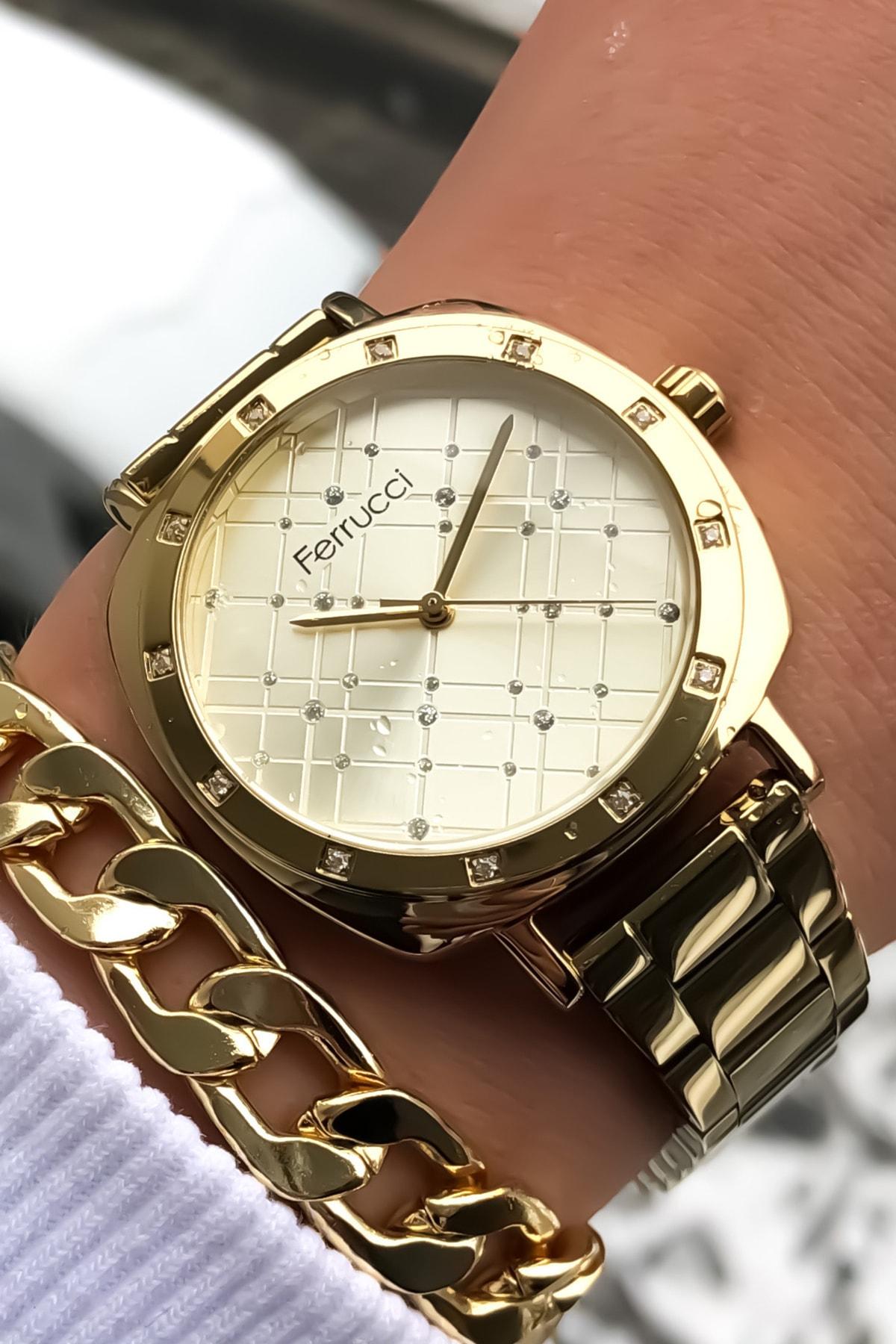 Ferrucci Kadın Kol Saati 1