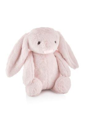 Babyjem Uyku Arkadaşım Tavşan Küçük 34 Cm Pudra