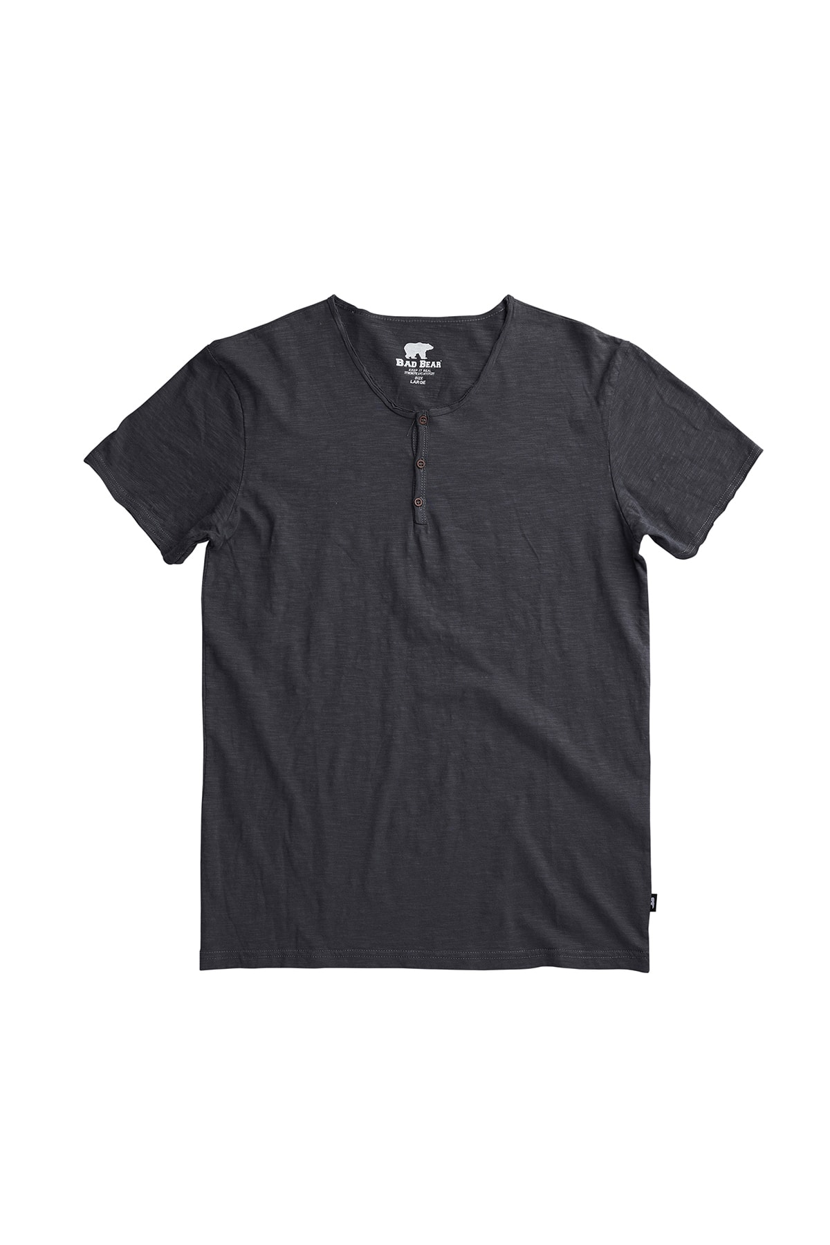 Bad Bear Erkek Tişört Button 17.01.07.013-RVN 1