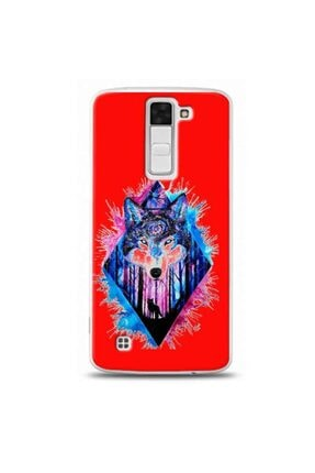 Ren Geyik Lg G4c Renkli Kurt Kırmızı Koleksiyon Telefon Kılıfı Y-krmklf299