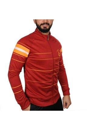 GSStore Sweatshirt Kırmızı Slim Fit
