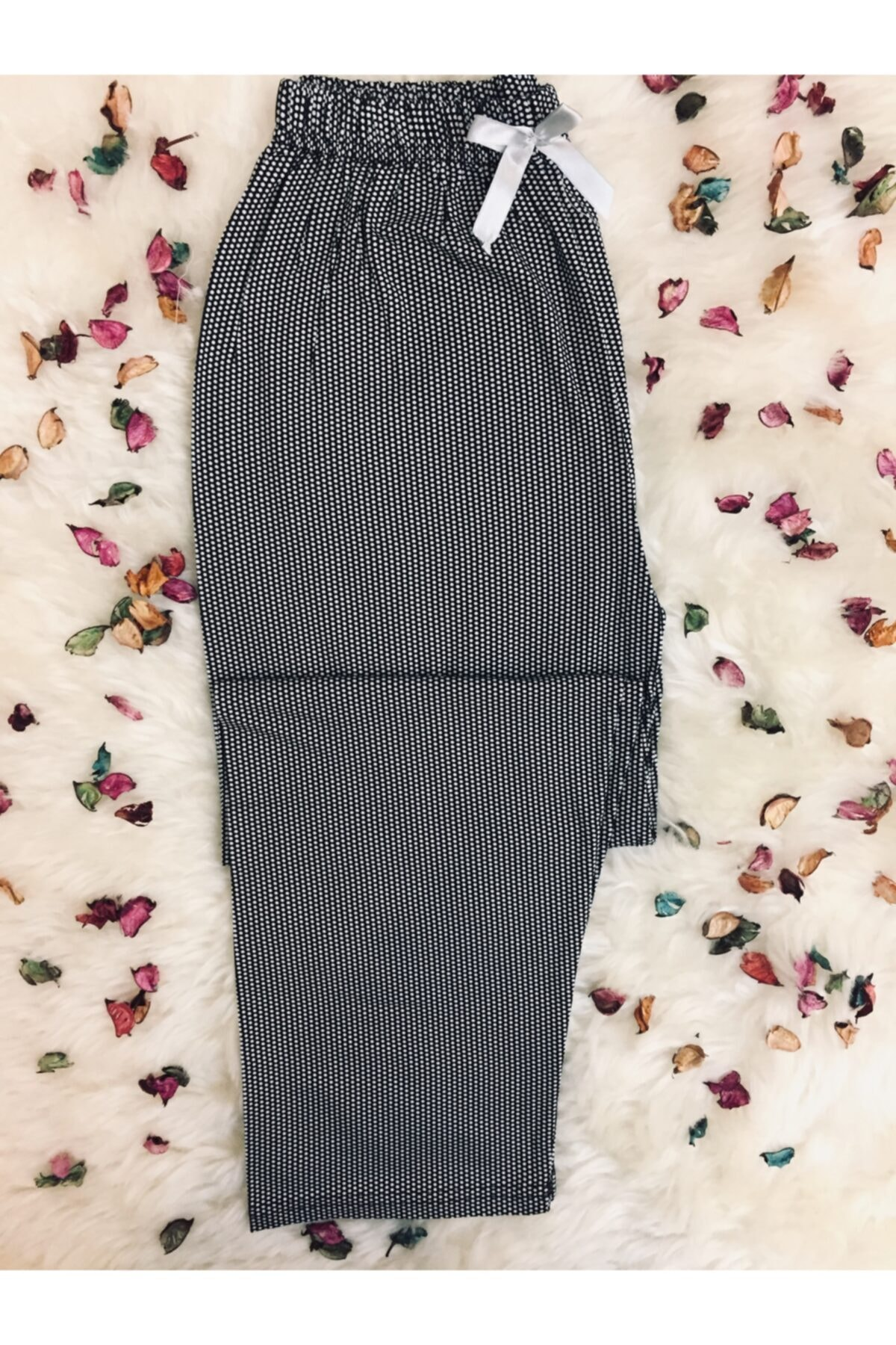 Altınay Cepsiz Viskon Yazlık Kadın Pijama Altı 1