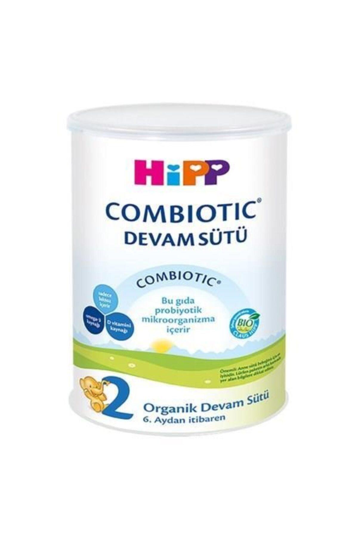 Hipp 2 Organik Combiotic Devam Süt 350gr 1