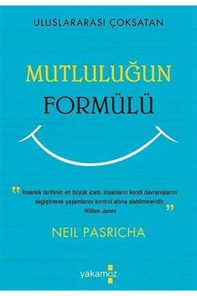 Yakamoz Yayınları Mutluluğun Formülü