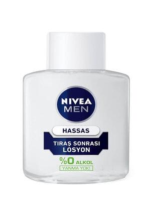 Nivea After Shave Balsam Hasas Serinletici