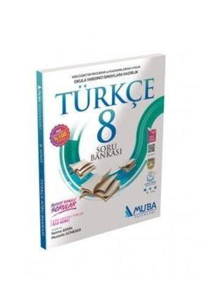 Muba Yayınları Muba 8. Sınıf Türkçe Soru Bankası