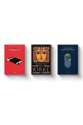 İthaki Yayınları Ben Kirke - Cesur Yeni Dünya - Fahrenheit 451