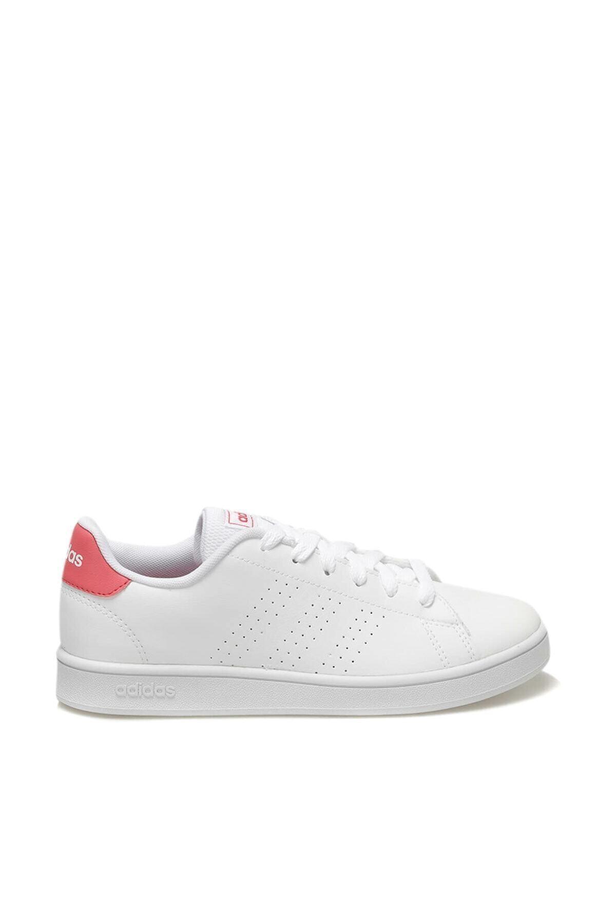 adidas ADVANTAGE K Beyaz Kız Çocuk Sneaker Ayakkabı 100479436 2