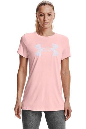 Under Armour Kadın Spor T-Shirt - Tech Twist BL SSC - 1365142-658