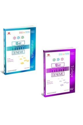 Üç Dört Beş Yayıncılık Üçdörtbeş Tyt Matematik-türkçe Deneme Seti