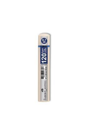 Faber Castell Grip Min 0.7 2b 60mm, 120`li Beyaz Tüp