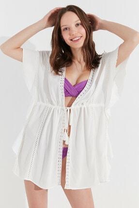 Penti Beyaz Gloria Kimono