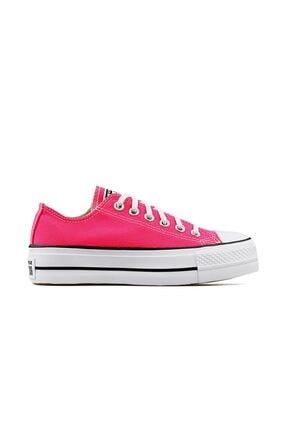 converse Ctas Lift Ox Kadın Günlük Ayakkabı 570324c Pembe