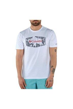 Columbia Erkek Roam Hex Graphic Kısa Kollu  Tişört