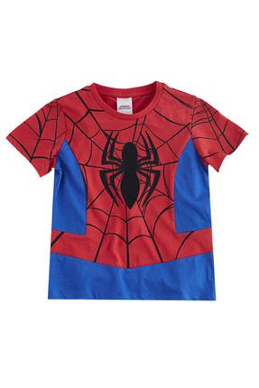 Soobe Ultimate Spider-Man Kısa Kol T-Shirt  Kırmızı   15YECTSRT1324_17-1563