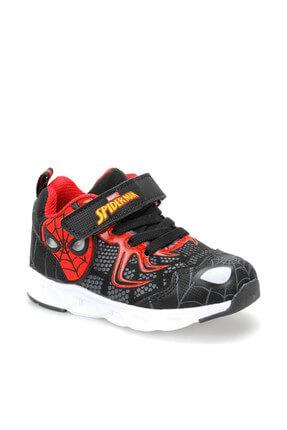 SPIDERMAN Worgen Siyah Erkek Çocuk Athletic Ayakkabı 100321031
