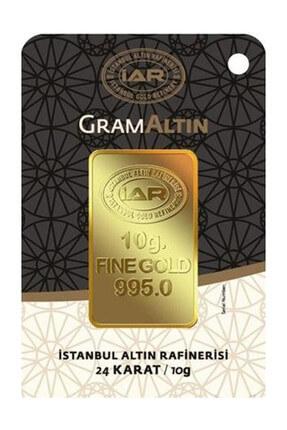 Harem Altın 10 gr IAR Gram Külçe Altın HRM7913