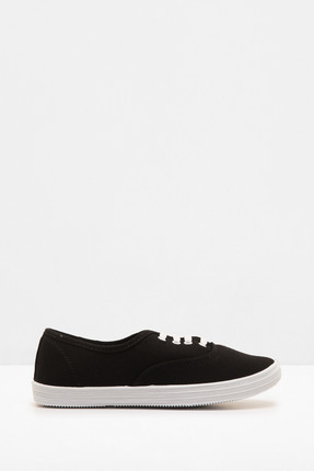 Koton Kadın Siyah Ayakkabı 8YAL23061AA