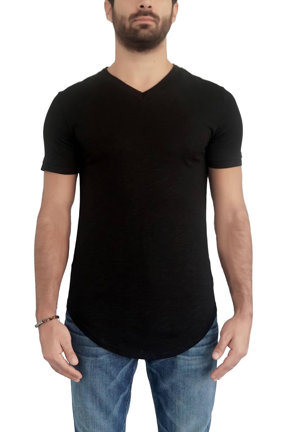 MOF Erkek Siyah T-Shirt ÇVYÇKT-S 1