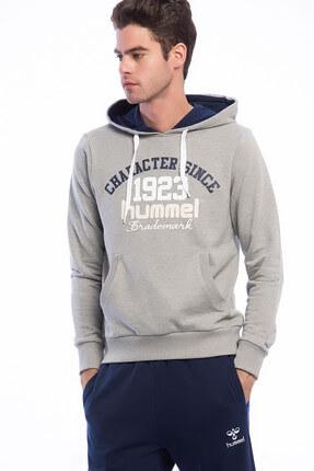 HUMMEL Erkek Sweatshirt - Hmllamont Hoodie
