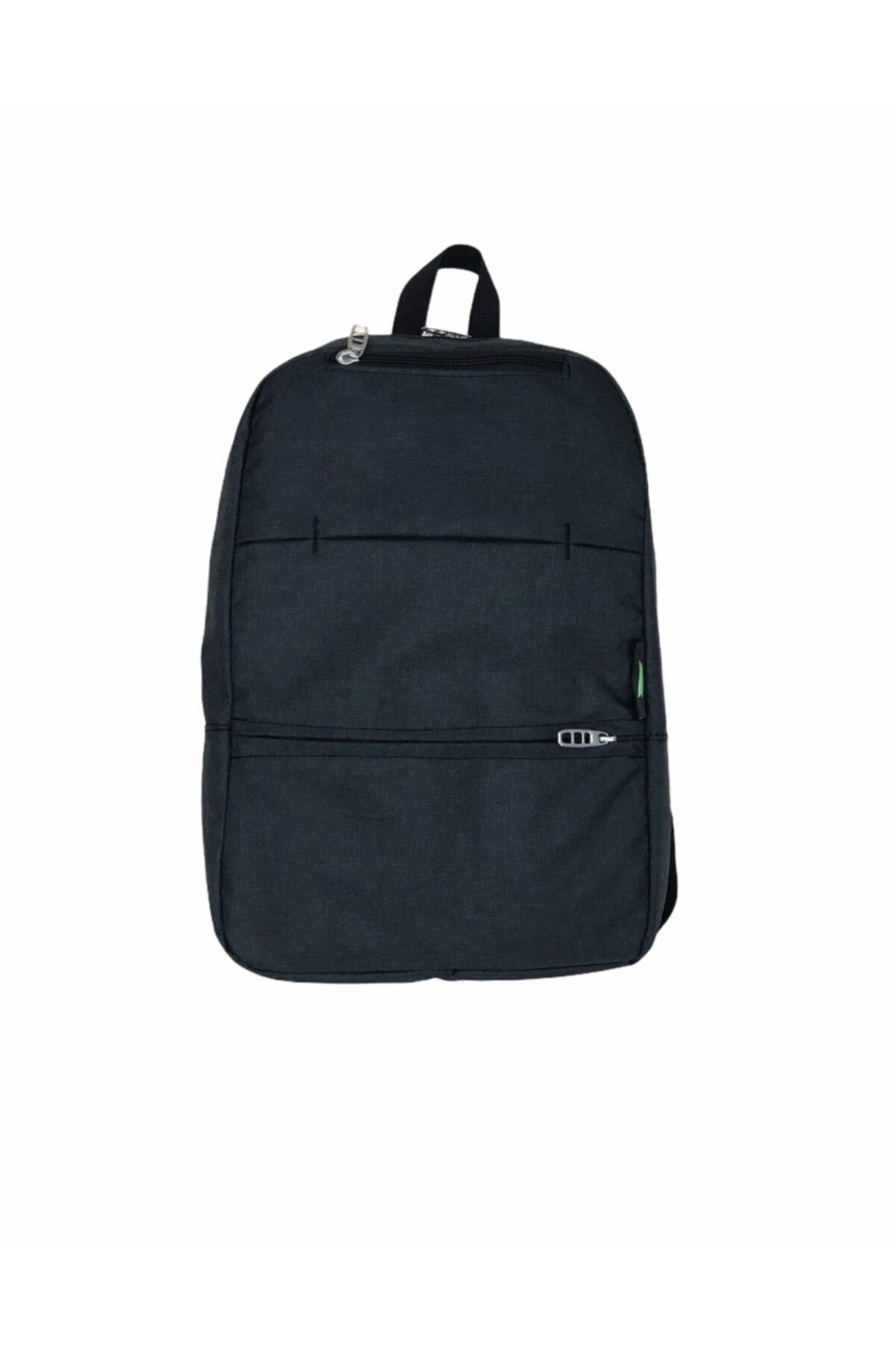 BARBERRI Siyah Laptop Spor Sırt Çantası Cod: 8101 1
