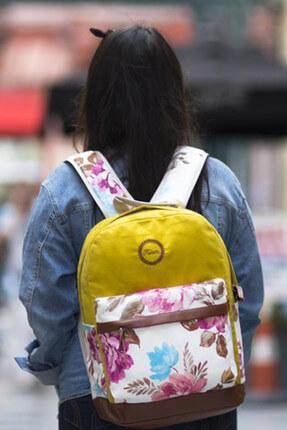 Fudela UNZ Green backpack FK05