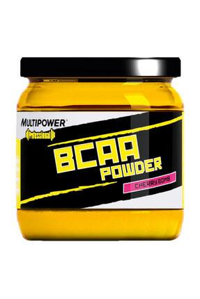 Multipower Unisex Protein Tozları - Bcaa Cherry Bomb Kiraz Powder - 12991