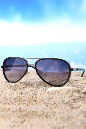 Di Caprio Erkek Oval Güneş Gözlüğü DTX1112B