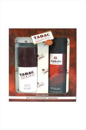 Tabac Edt 100 ml + Deodorant 200 ml Erkek Parfüm Seti 8699009420166