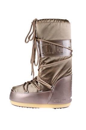 MOON BOOT Glance Platinum Kadın Kar Botu