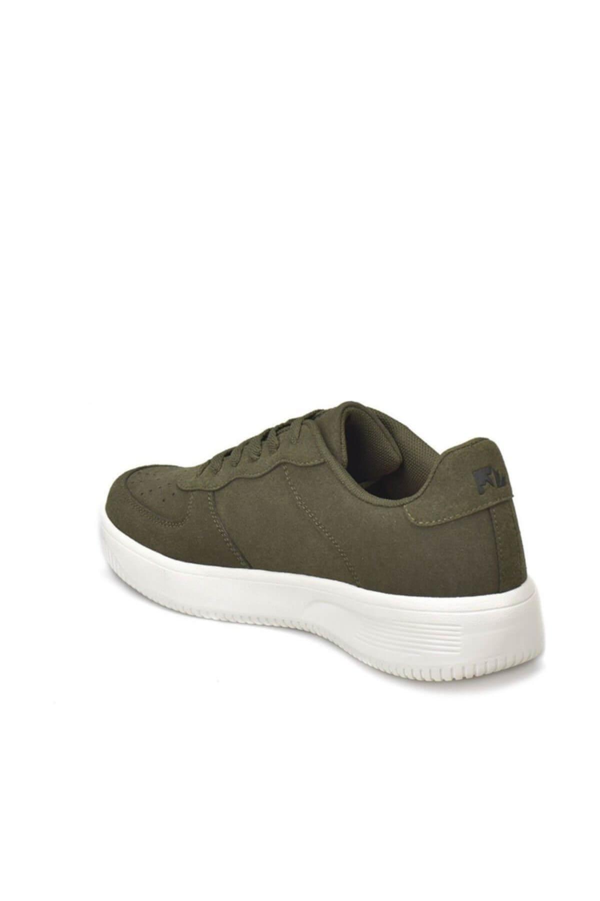 lumberjack Finster Sue Haki Erkek Sneaker Ayakkabı 100329395 2