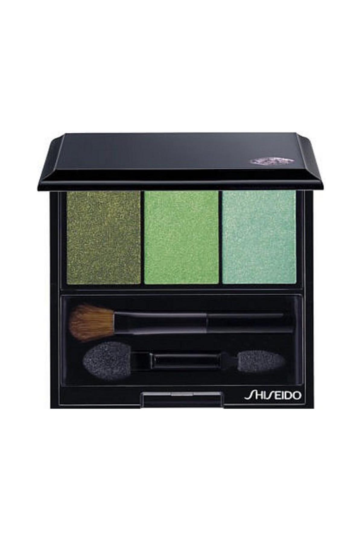 Shiseido Saten bitişli 3'lü Göz Farı - Luminizing Satin Eye Color Trio GR305 7 729238105256 2