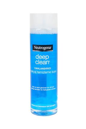 Neutrogena Deep Clean Canlandırıcı Makyaj Temizleme Suyu 200 ml