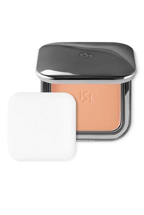 KIKO Matte Fusion Pressed Powder 02 Tan 12 gr 8025272608206