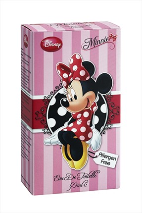DISNEY Minnie Parfüm 50 ml Kız Çocuk