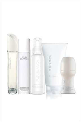 AVON Pur Blanca Edt 5'li Kadın Parfüm Seti 8681298980032